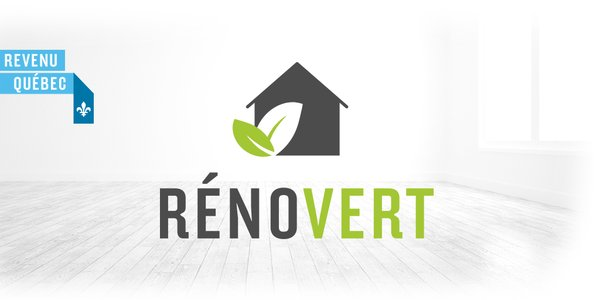 RenoVert Quebec Tax Credit on Windows and Doors