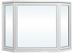 Bow window fenetres bow factory direct montreal for Fenetre bay window