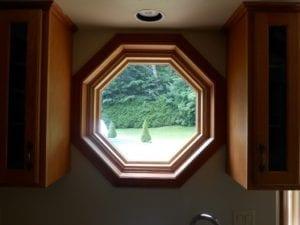 Wooden Aluminum Windows