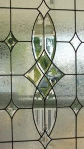 La porte en fibre de verre