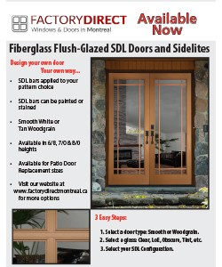 Fiberglass-factory-direct-flush-glass-catalog-portes-fenetres-doors-windows