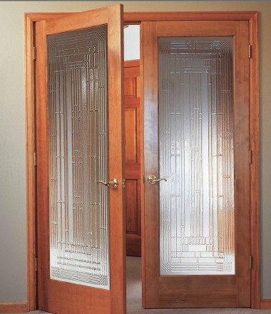 Madison Glass Style French Doors
