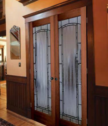 Adelaide Style French Doors