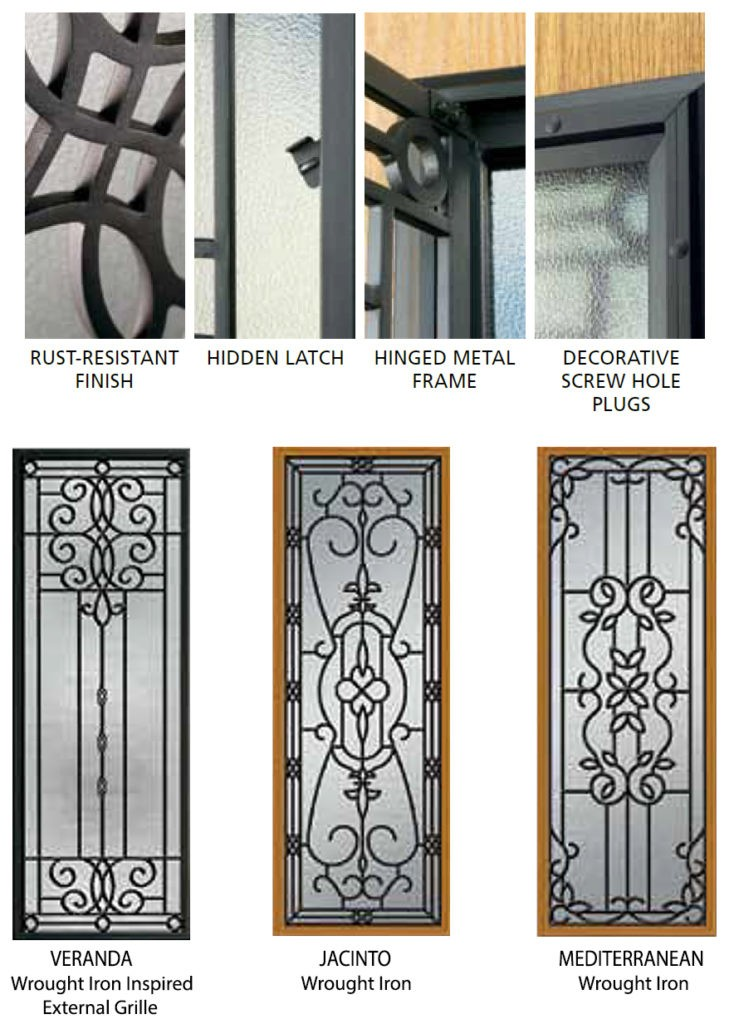 Wrought Iron Doors Factory Direct Montreal