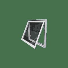 Fenêtres à auvent