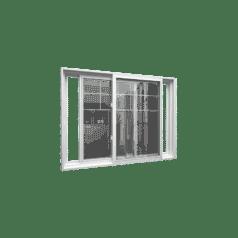Fenêtres coulissantes simples, doubles et à 4 vantaux
